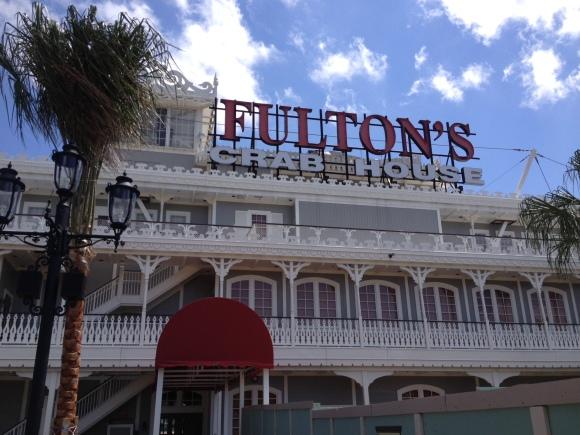 Fulton's Crab House - Orlando, FL - Photo by Mike Bonfanti