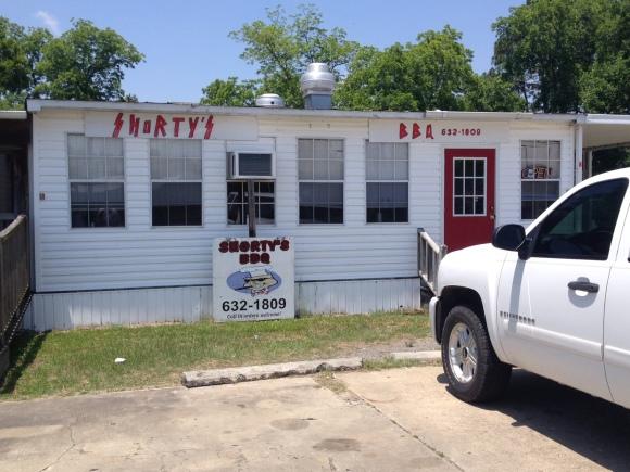 Shorty's BBQ - Alma, GA - Photo by Mike Bonfanti