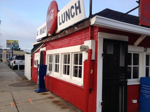 4 Way Lunch - Cartersville, GA - Photo by Mike Bonfanti