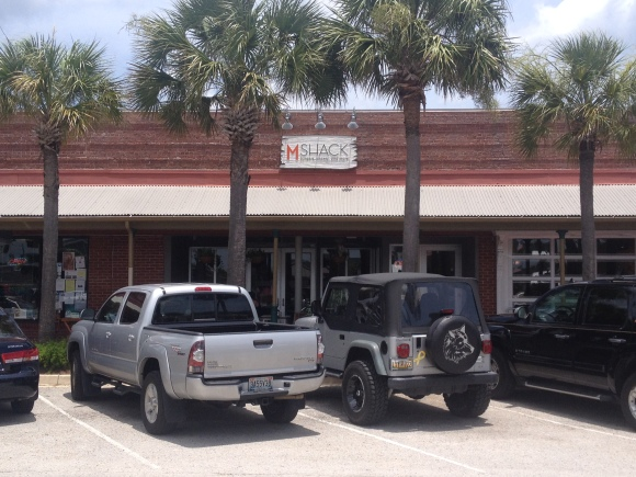 M Shack - Jacksonville, FL - Photo by Mike Bonfanti