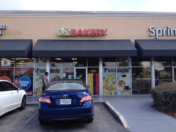 Pan Rico Bakery - Kissimmee, Florida - Photo by Mike Bonfanti