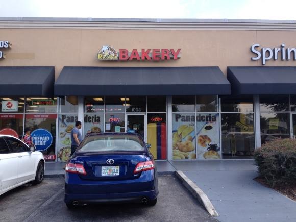 Pan Rico Bakery - Kissimmee, Florida - Photo by Mike Bonfanti