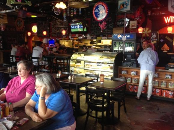 Carmine's Pie House - Jacksonville, FL - Photo by Mike Bonfanti