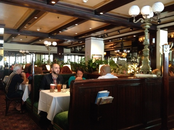 Old Ebbitt Grill - Washington, DC - Photo by Mike Bonfanti