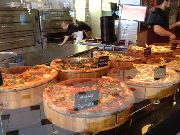 We, the Pizza - Washington, DC - Photo by Mike Bonfanti