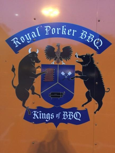 Royal Porker BBQ - Tallahassee, FL - Photo by Mike Bonfanti