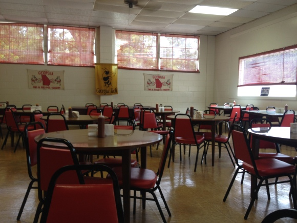 Holcomb's Bar-B-Que - Greensboro, GA - Photo by Mike Bonfanti