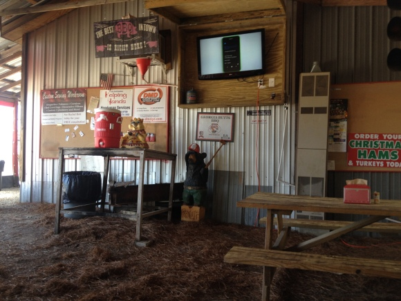 Georgia Butts BBQ - Eatonton, GA - Photo by Mike Bonfanti