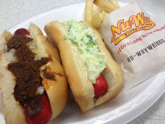 Nu-Way Weiners - Macon, GA - Photo by Mike Bonfanti