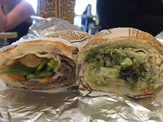 Which Wich - Tallahassee, FL - Photo by Mike Bonfanti