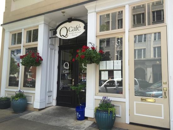 Q Café - Thomasville, GA - Photo by Mike Bonfanti