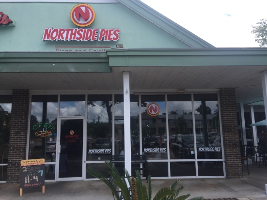 Northside Pies - Tallahassee, FL - Photo by Mike Bonfanti