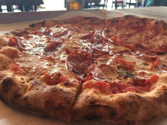 Isabella's Pizzeria Napoletana - Tallahassee, FL - Photo by Kirsten Matthis-Bonfanti