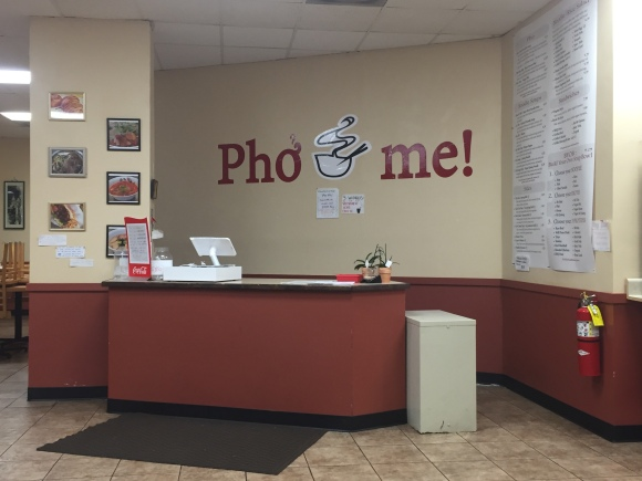 Pho Me - Tallahassee, FL - Picture by Mike Bonfanti