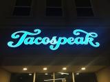 Tacospeak