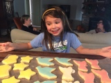 Cooking with Julia: Christmas Cookies